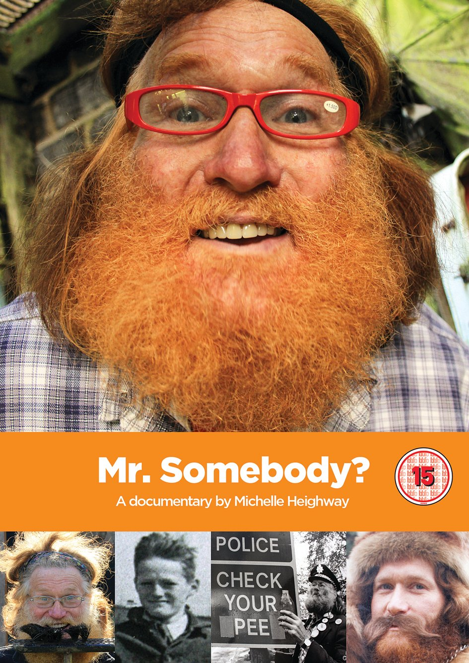 Mr. Somebody? DVD & 16 Page Booklet
