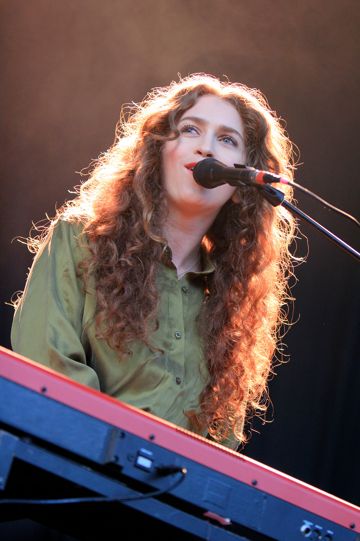 Bingley Music Live 2015, Rae Morris