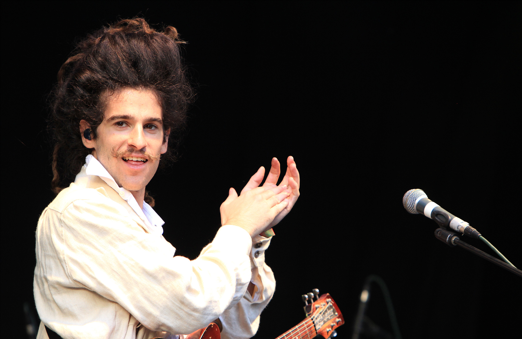 King Charles @ Bingley Live 2012