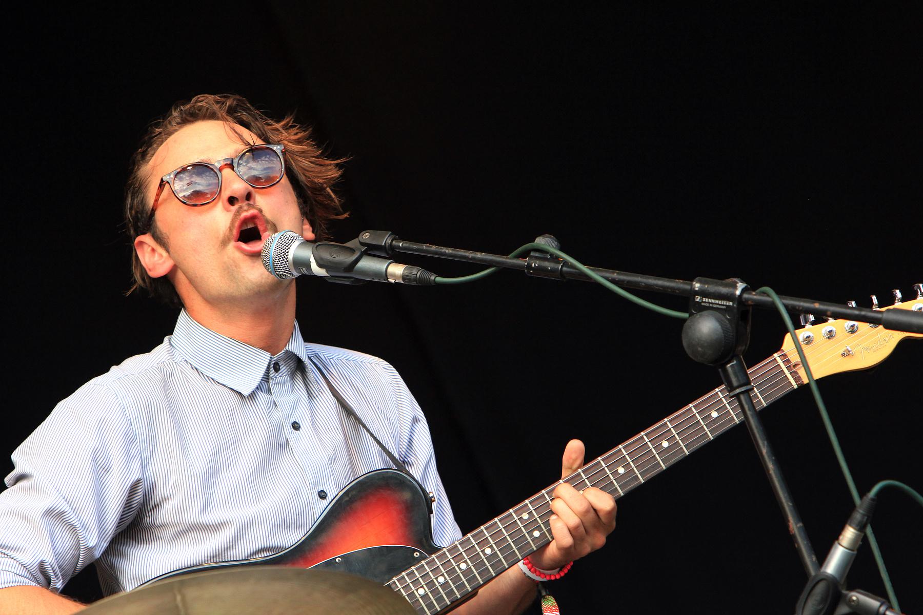 We Were Evergreen Bingley Live 2012 (sunshades)