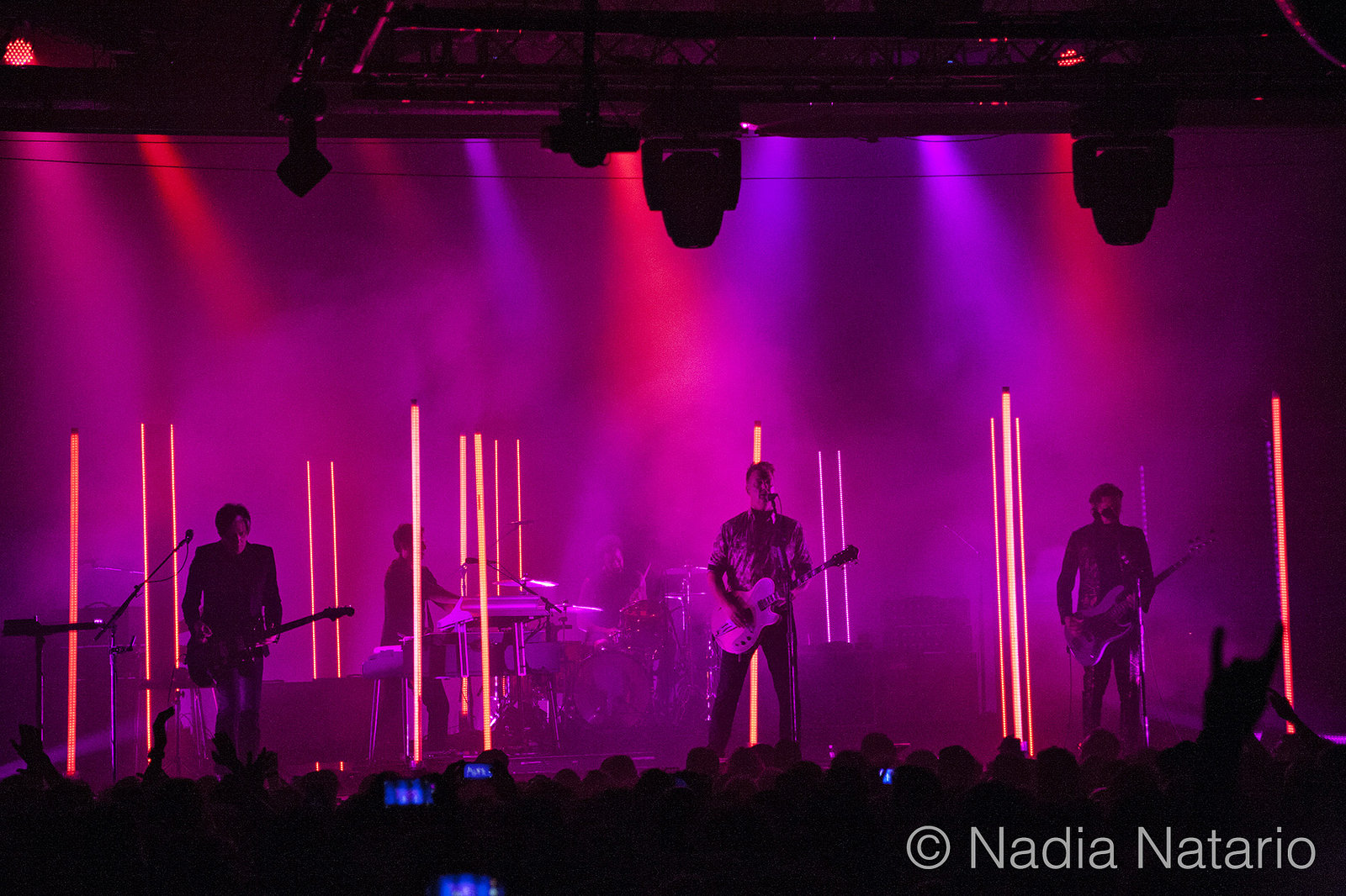 Queens Of The Stone Age at Razzmatazz