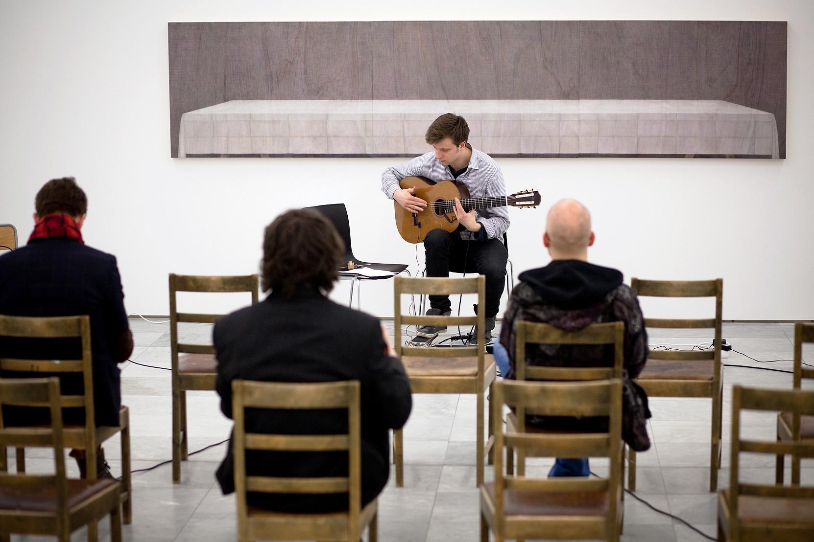 Rudolf Terland Bjørnerem // Susanne Gottberg exhibition // 2013