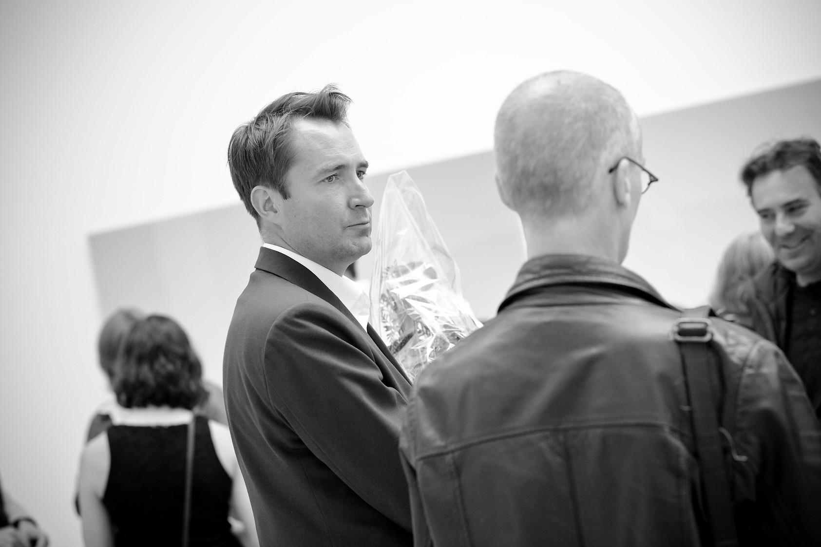 Exhibition opening // Marko Vukola // TKM Bispegata // 2012