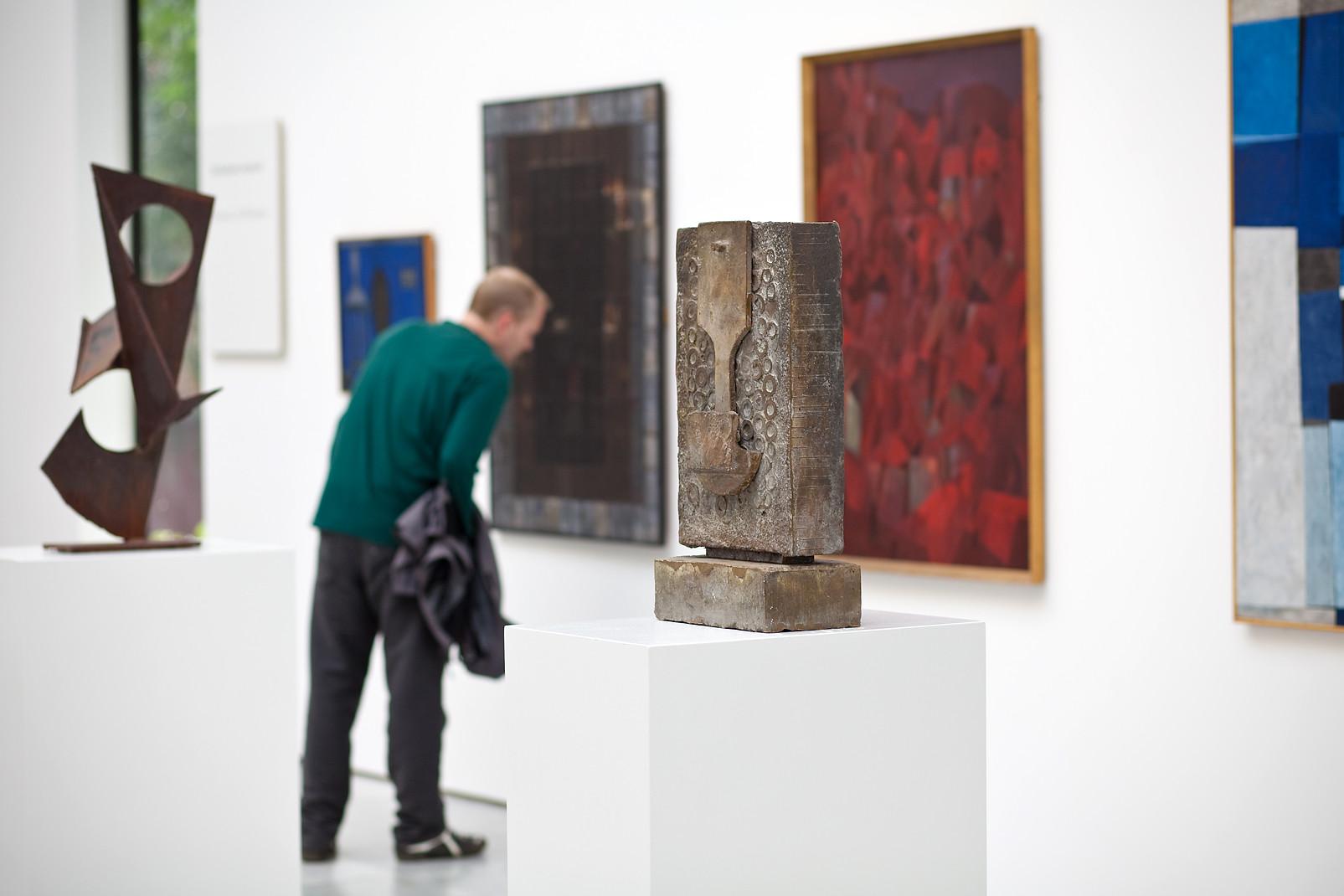 Exhibition opening // TKM Bispegata // 2012