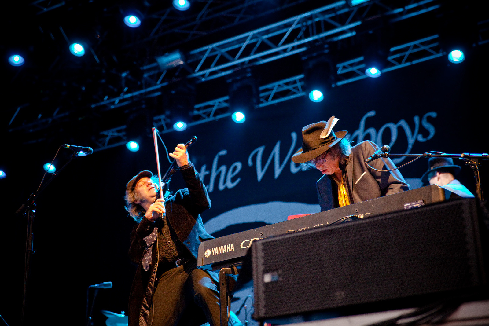 the Waterboys // Olavsfestdagene // 2013