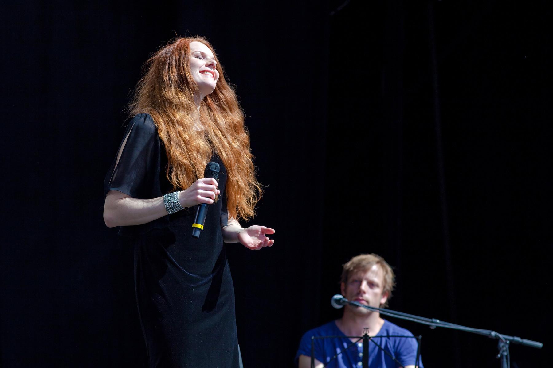 Kari Rueslåtten // Olavsfestdagene // 2015
