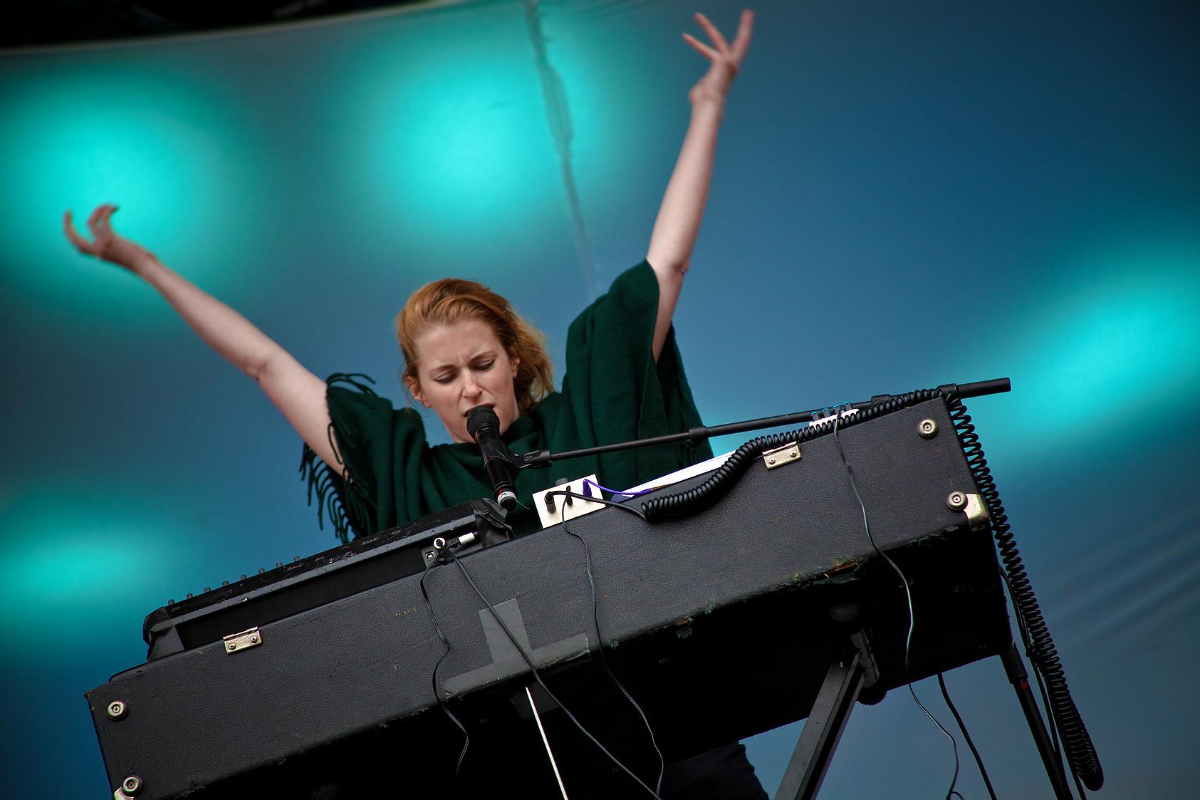 Susanne Sundfør // Pstereo // 2011