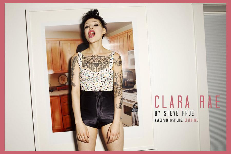 Clara Rae