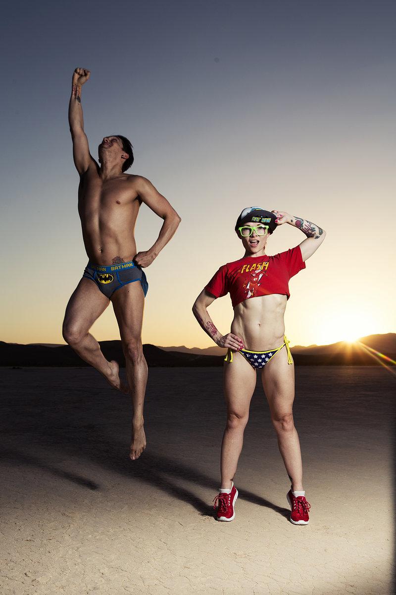 Nick Foote & Tita