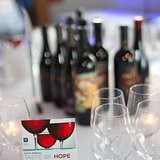Taste of Hope Wine Dinner 2012