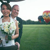 Cubby & Koko - Balloon Wedding
