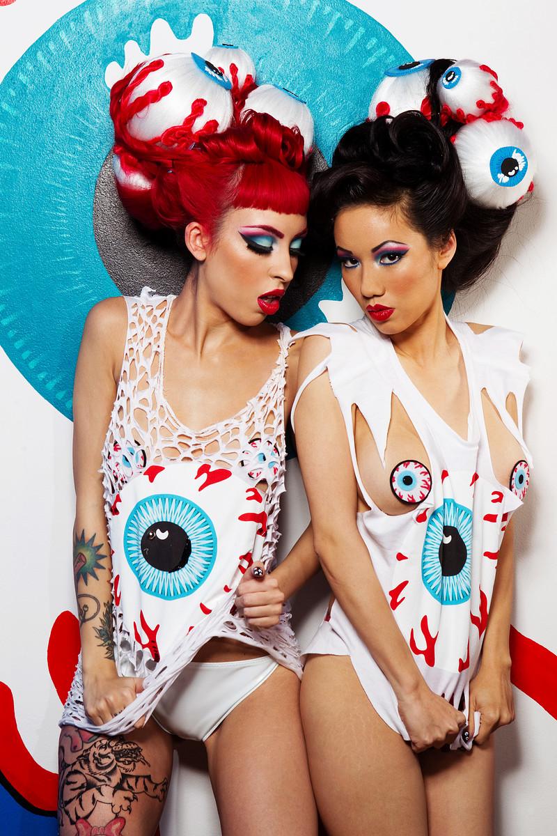 Raquel Reed & Jade Vixen