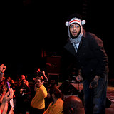 Gym Class Heroes - Jingle Ball All Access Lounge