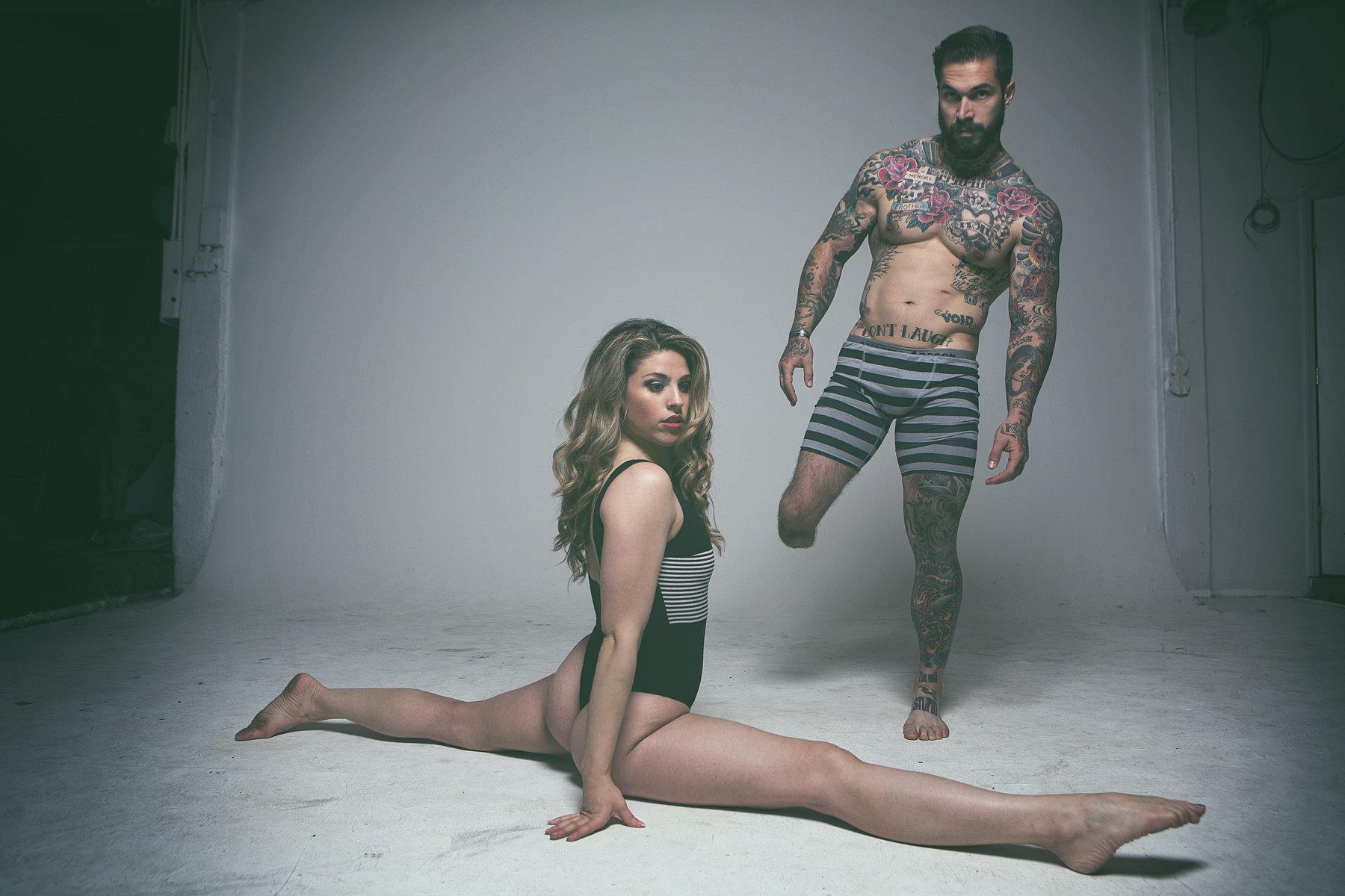 Alex Minsky & Amanda Topchik