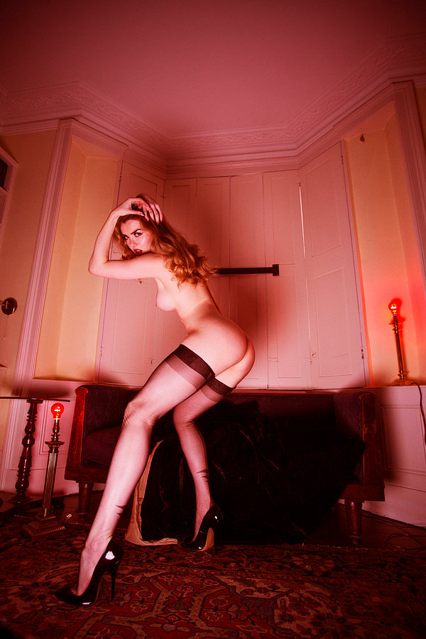 "MissMiranda ""The Red Room"""
