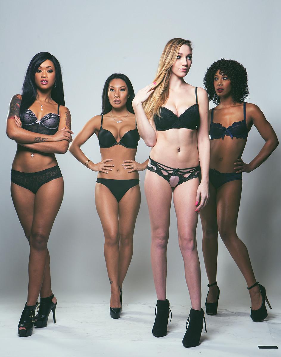 Skin, Asa, Kendra, Misti