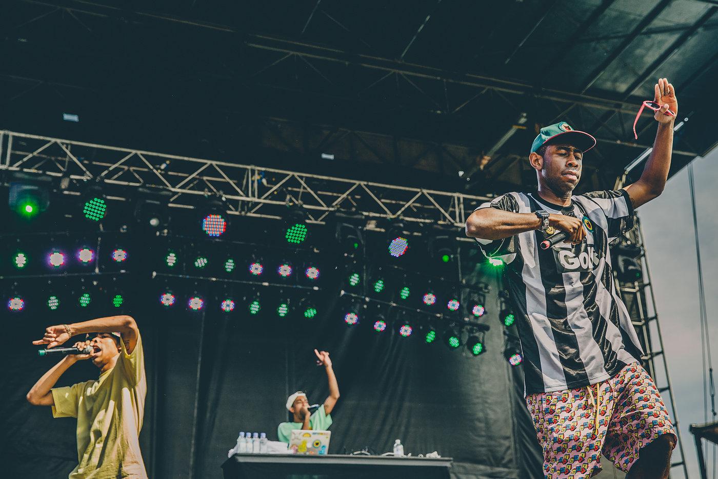 Tyler The Creator + Earl Sweatshirt