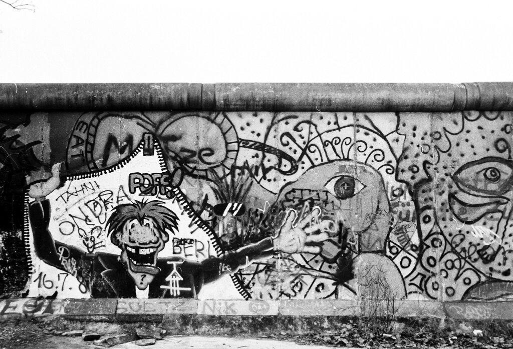 Berlin Wall 1989-2019