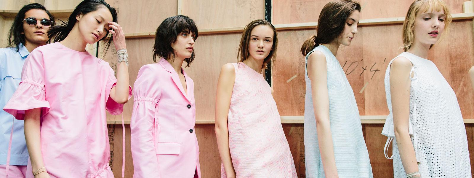 London Fashion Week SS16