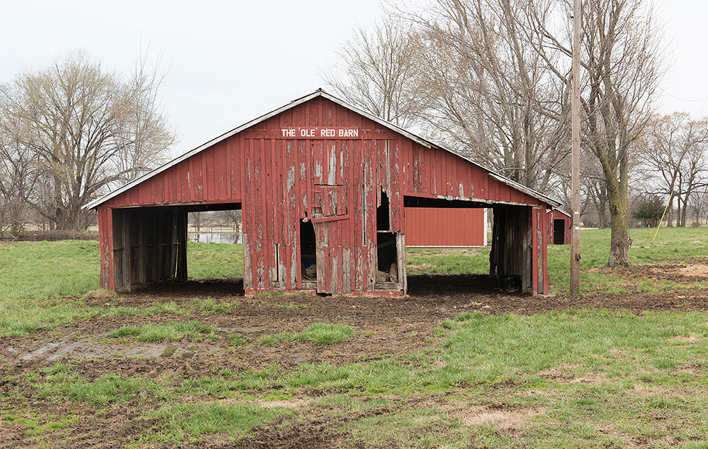 The Ole Red Barn Arkansas 102