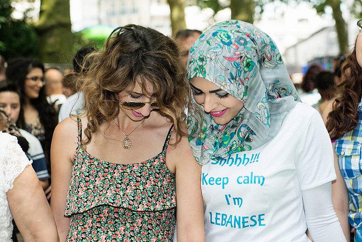 I Am Lebanese