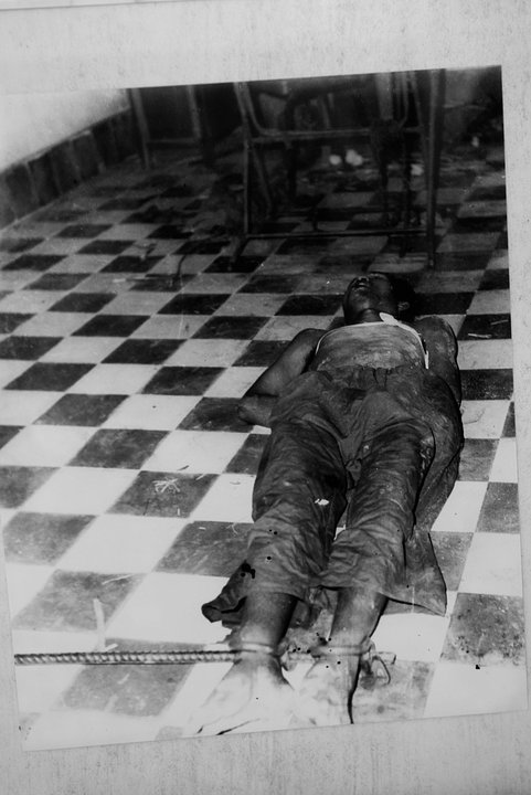 Executed Prisoner
