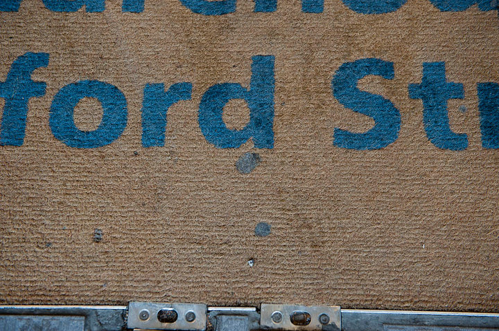 Oxford Street Gum #9