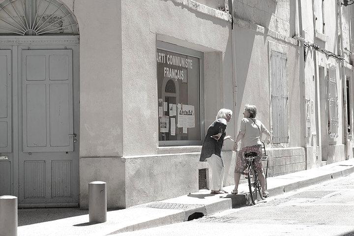 Communiste Francais Arles