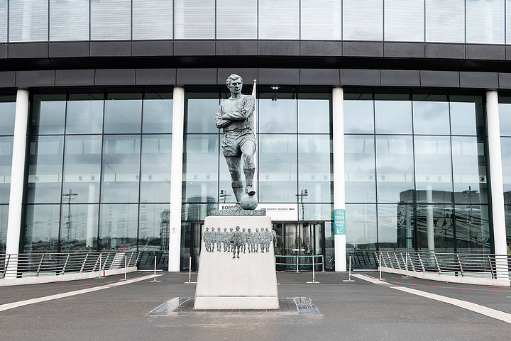 Bobby Moore Entrance