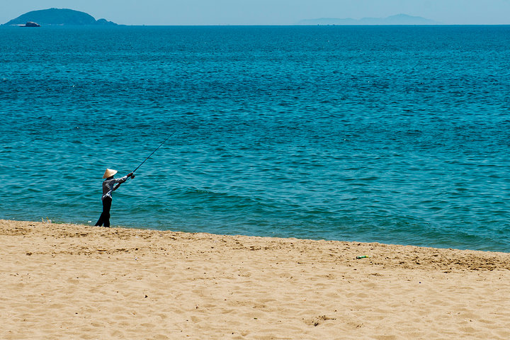 Beach Fishing Nha Trang