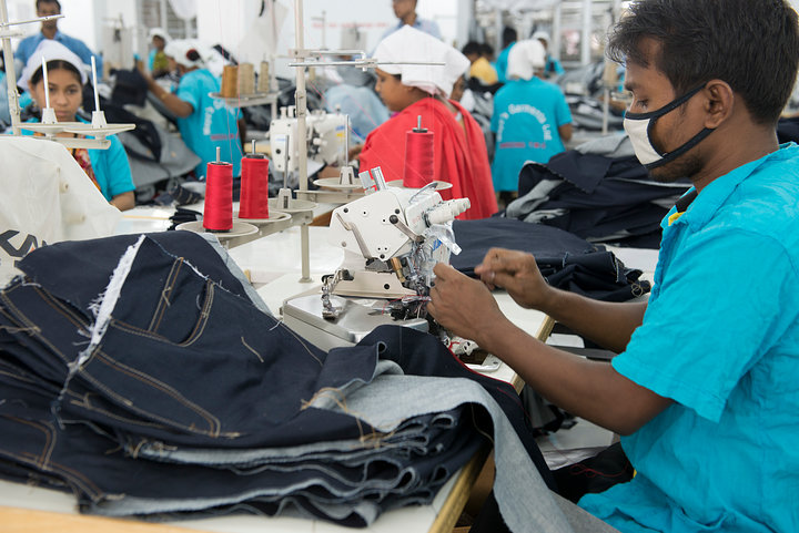 Garment Workers 4