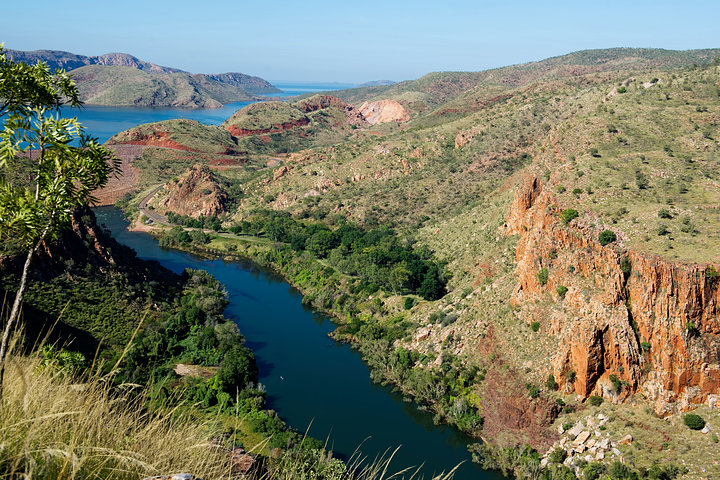 Ord River and Lake Argyle