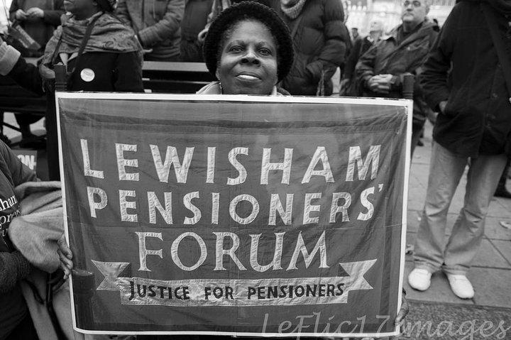 Lewisham Pensioner