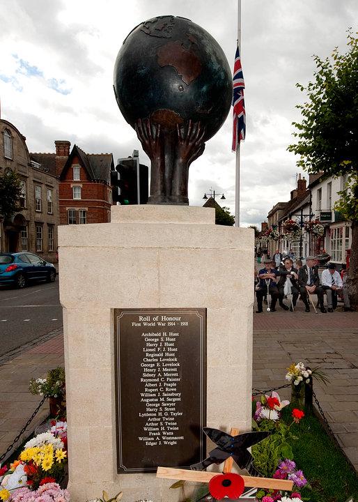 Wootton Bassett Memorial