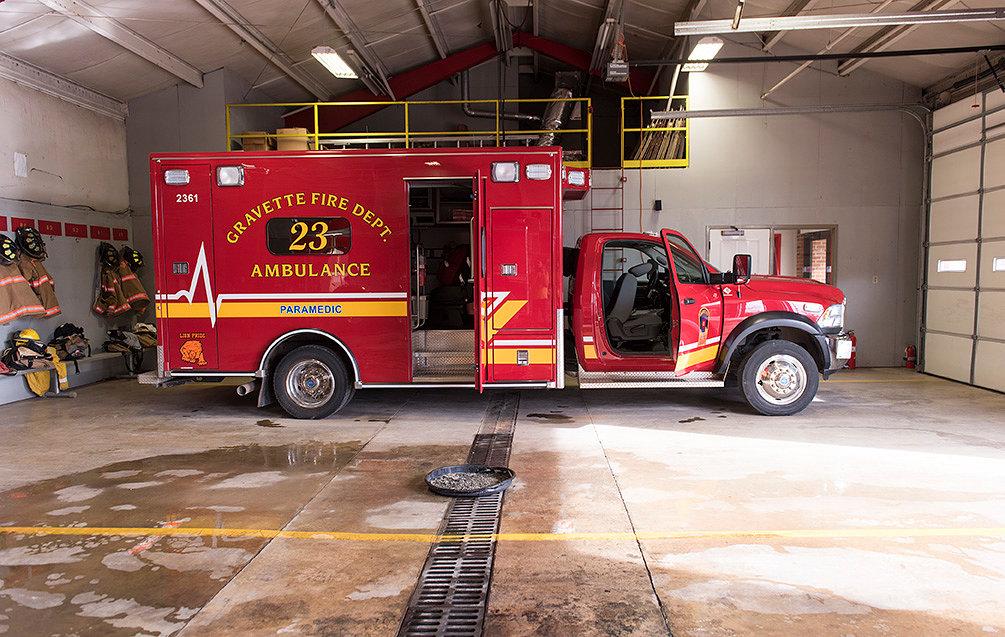 Gravette Ambulance