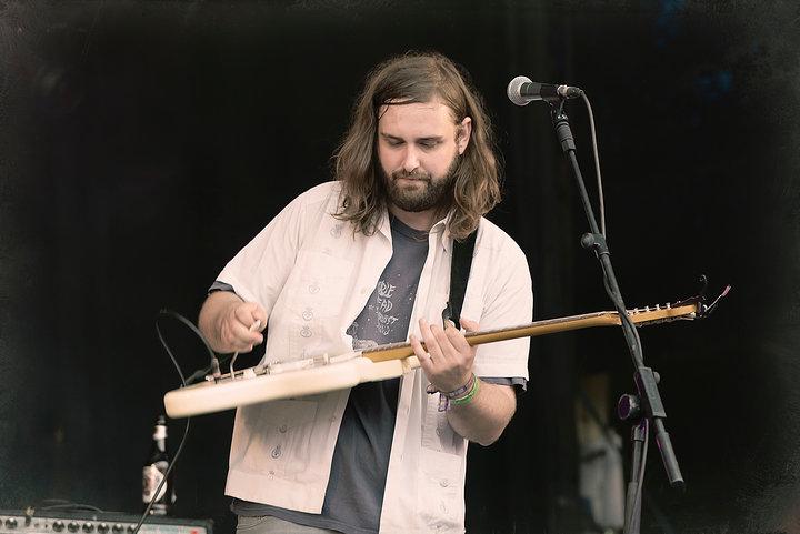 Steve Mullen - Cropredy 2014