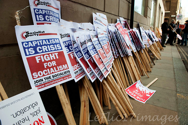 Too Many Placards