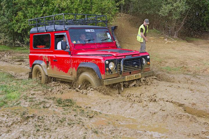 Mud Spin