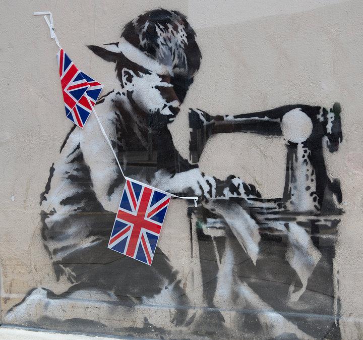 Banksy Jubilee