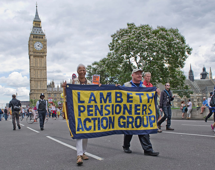 Lambeth Pensioners