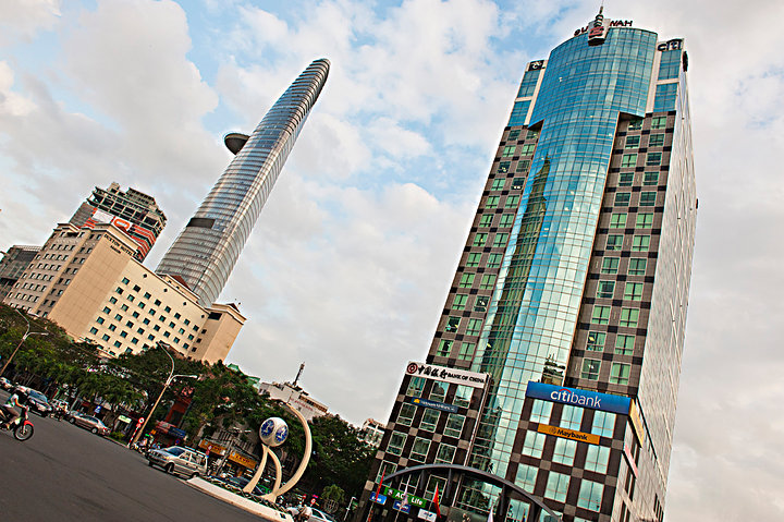 Saigon - Bitexo Financial Tower