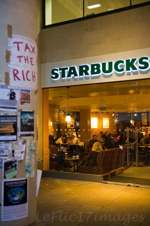 Buy a Starbucks