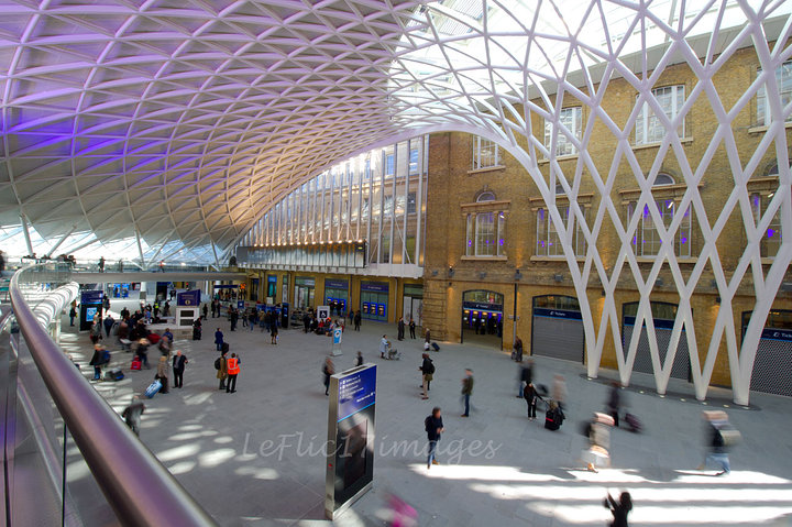 Kings Cross Concourse One