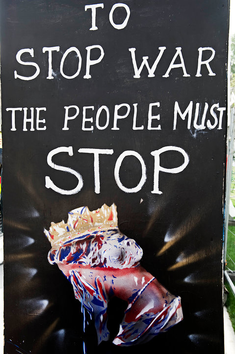 To Stop War