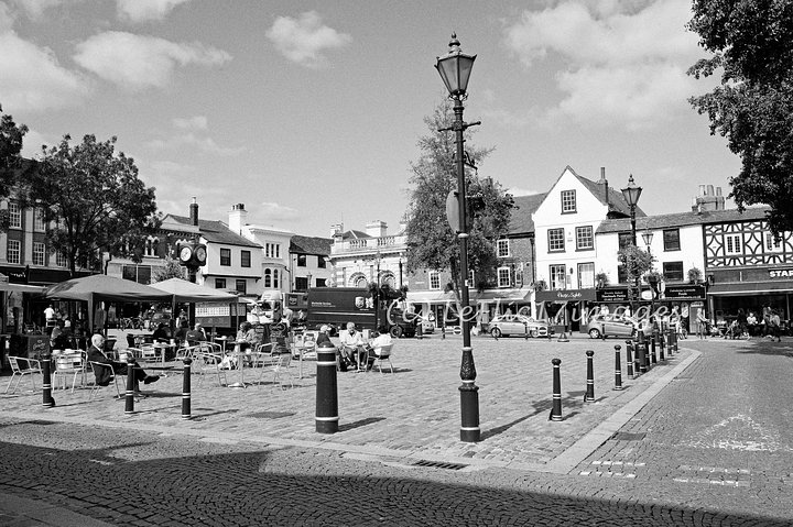 Market Place Hitchin