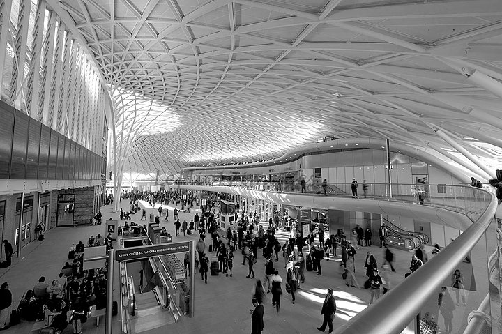 Kings Cross Concourse Two