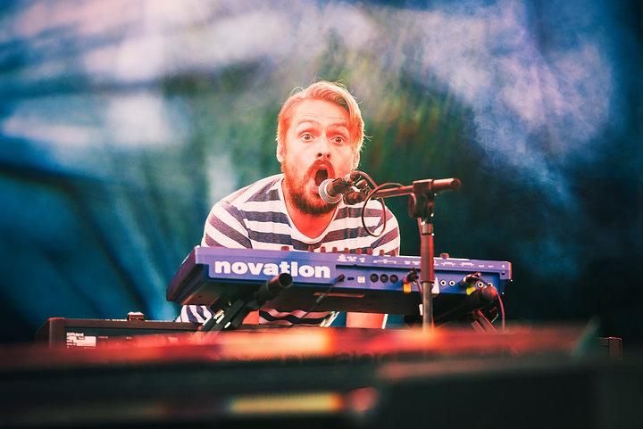 Adam Gorman - Cropredy 2014