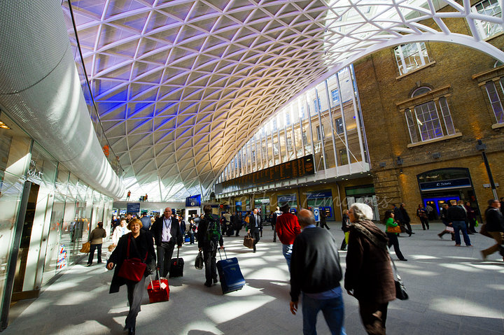 Kings Cross Concourse Four