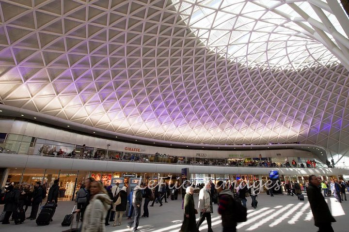Kings Cross Concourse Three