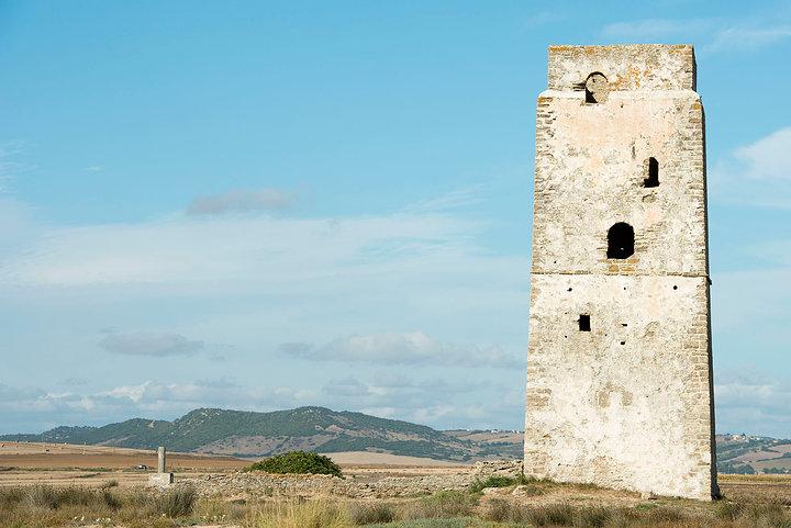 Conil De La Frontera watchtower